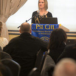 Psi Chi Induction at Westfield State University, April 1, 2017